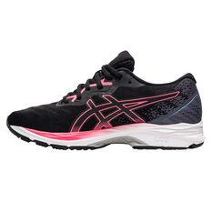 Asics GEL Ziruss 4 Womens Running Shoes Black/Pink US 6, Black/Pink, rebel_hi-res