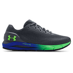Under Armour HOVR Sonic 4 Mens Running Shoes Grey/Pink US 7, Grey/Pink, rebel_hi-res