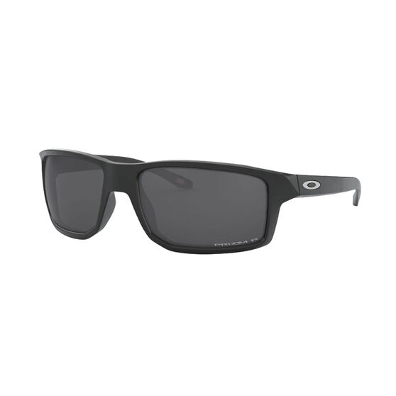 OAKLEY Gibston Sunglasses - Matte Black with PRIZM Black Polarized, , rebel_hi-res