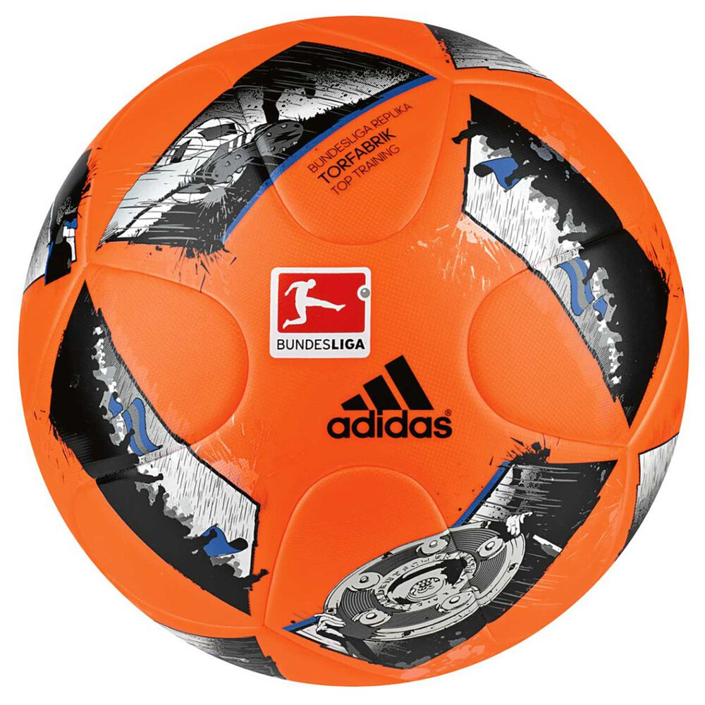 san francisco 9f674 a0962 adidas DFL Top Training Ball Orange   Blue 5, , rebel hi-res