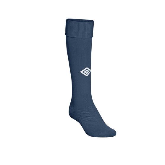 Umbro Mens League Socks, Navy, rebel_hi-res