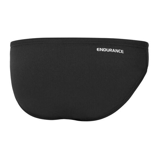 Speedo Boys Endurance Swim Brief, Black, rebel_hi-res
