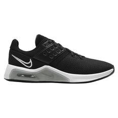 Nike Air Max Bella TR 4 Womens Training Shoes Black/White US 6, Black/White, rebel_hi-res