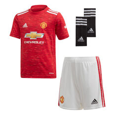 Manchester United 2020/21 Toddler Home Jersey Red 2, Red, rebel_hi-res