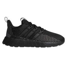 adidas Questar Flow Kids Running Shoes Black US 11, Black, rebel_hi-res