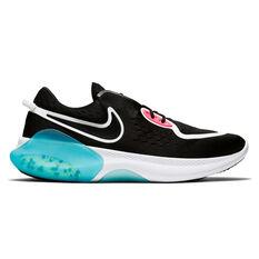 Nike Joyride Dual Run Mens Running Shoes Black / Pink US 7, Black / Pink, rebel_hi-res