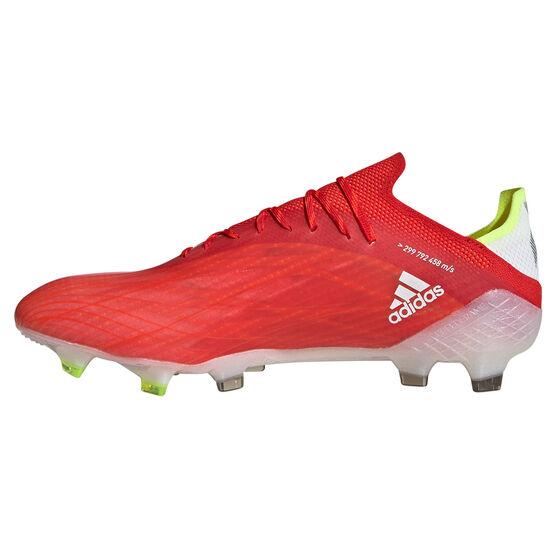 adidas X Speedflow .1 Football Boots, Red/Black, rebel_hi-res