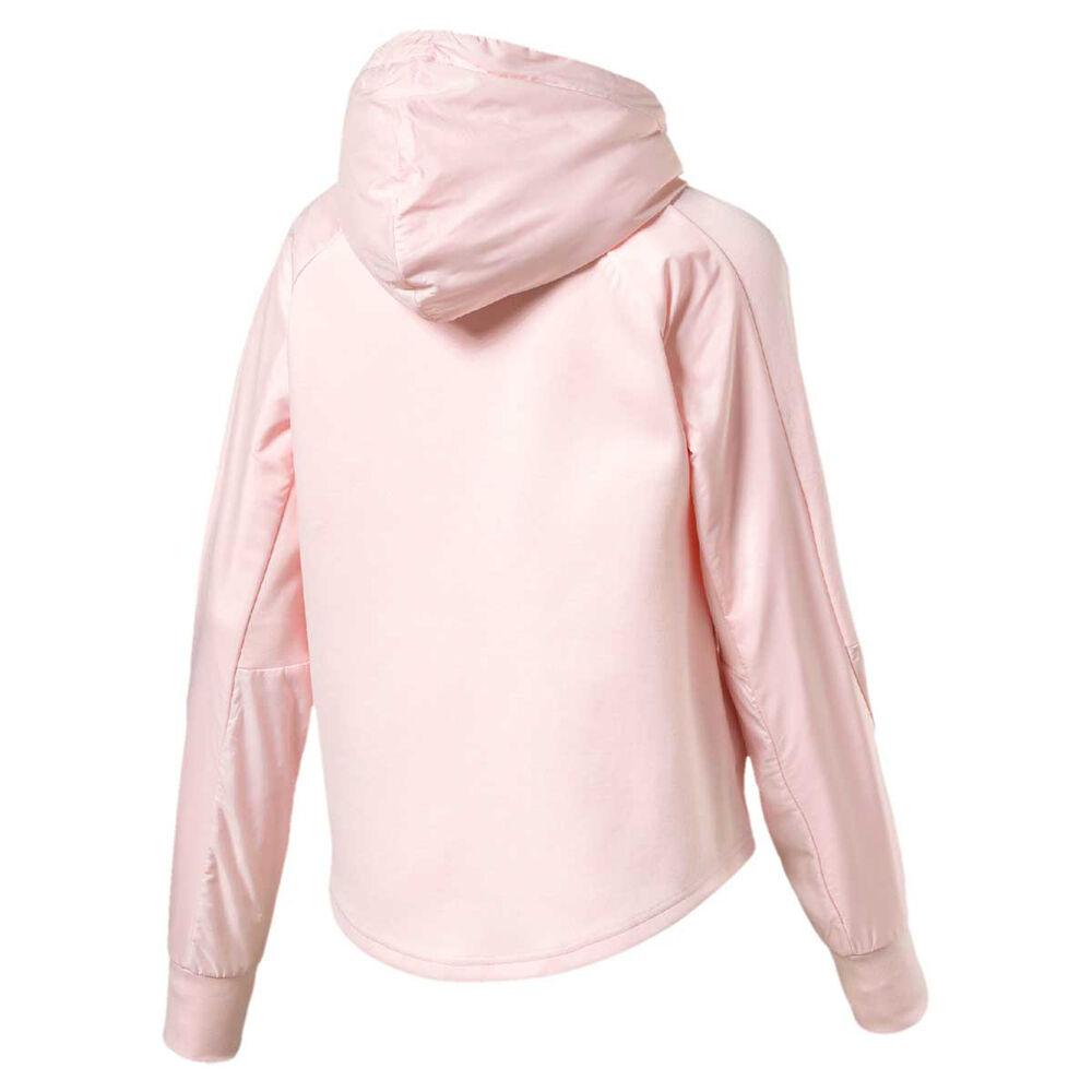 0ff9895d4961 Puma Womens Evostripe Full Zip Jacket Pearl XS