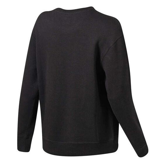 Oakland Raiders Mens Fingham Sweatshirt, Black, rebel_hi-res