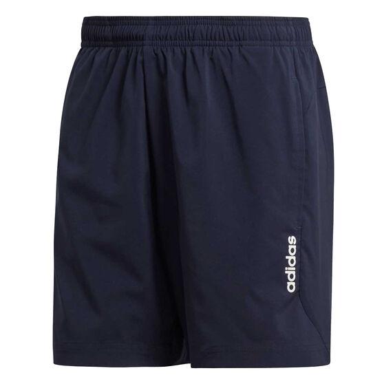 adidas Mens Essential Chelsea Shorts, Navy, rebel_hi-res