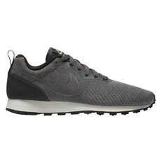 Nike Mid Runner 2 Womens Casual Shoes Anthracite / Black US 6, Anthracite / Black, rebel_hi-res