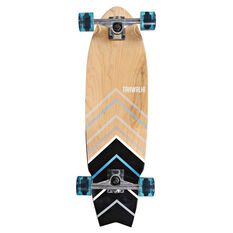 Tahwalhi Fishtail Cruiser Skateboard, , rebel_hi-res