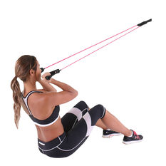PTP PowerTube+ Ultra Light Resistance Band Pink, , rebel_hi-res