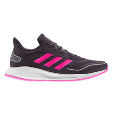 adidas Supernova Kids Running Shoes Purple US 4, Purple, rebel_hi-res