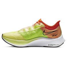 Nike Zoom Fly 3 Womens Running Shoes Green / Black US 6, Green / Black, rebel_hi-res