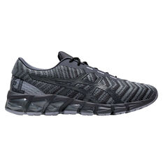 Asics GEL Quantum 180 5 Mens Training Shoes Grey US 7, Grey, rebel_hi-res