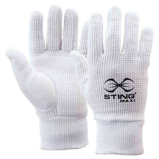 Sting Air Weave Cotton Inner, White, rebel_hi-res