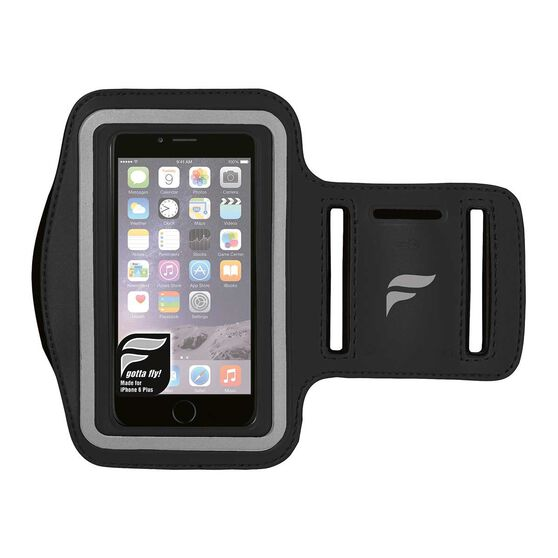 Fly Active iPhone 6 Plus Audio Armband, , rebel_hi-res