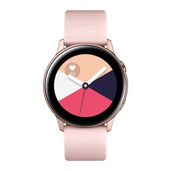 Samsung Galaxy Watch Active Smartwatch, , rebel_hi-res