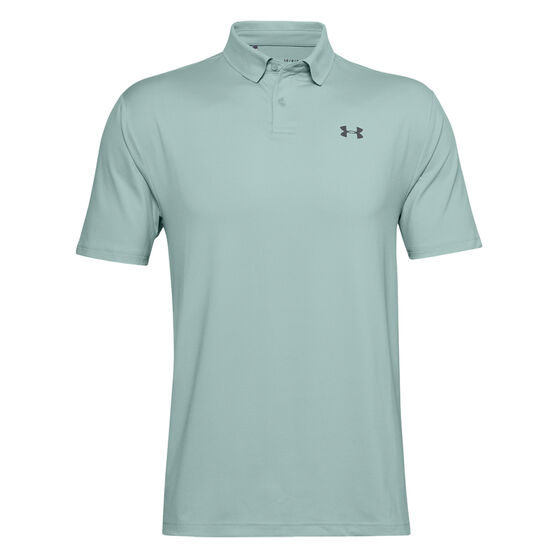 Under Armour Mens Performance Polo, Blue, rebel_hi-res