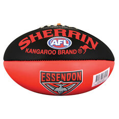 Sherrin AFL Essendon Bombers Softie Ball, , rebel_hi-res