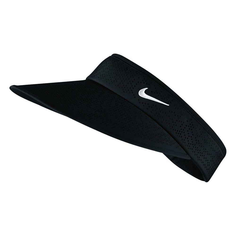 Nike Womens Big Bill 2.0 Golf Visor Black   White OSFA  077c1cb2f