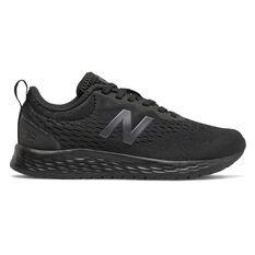 New Balance Fresh Foam Arishi Kids Training Shoes Black US 11, Black, rebel_hi-res