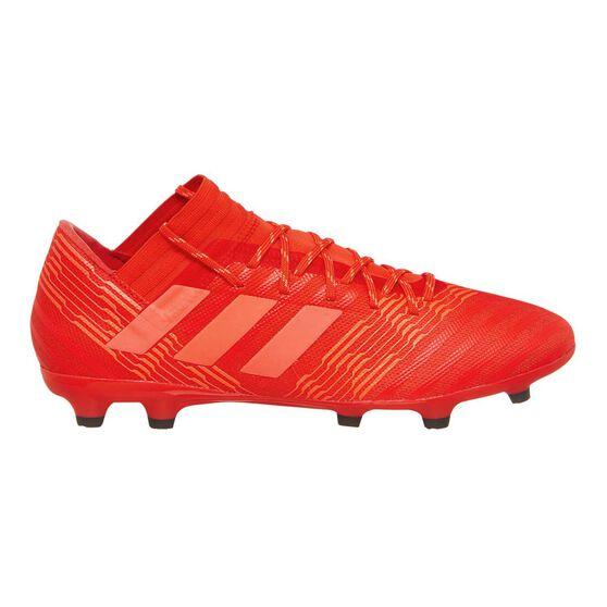 a81ca4ff6aaa adidas Nemeziz 17.3 FG Mens Football Boots Orange   Red US 7 Adult ...