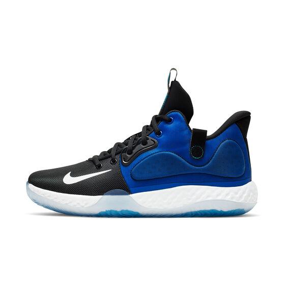 Nike KD Trey 5 VII Mens Basketball Shoes, Blue / White, rebel_hi-res