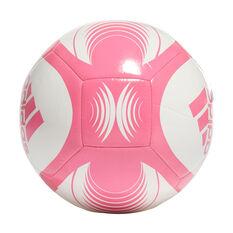 adidas Starlancer Club Soccer Ball, Pink, rebel_hi-res