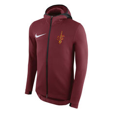 Cleveland Cavaliers Mens Therma Flex Showtime Hoodie, , rebel_hi-res