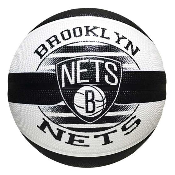 Spalding NBA Brooklyn Nets Basketball, , rebel_hi-res