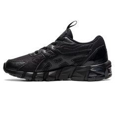 Asics GEL Quantum 90 2 Kids Casual Shoes Black US 11, Black, rebel_hi-res