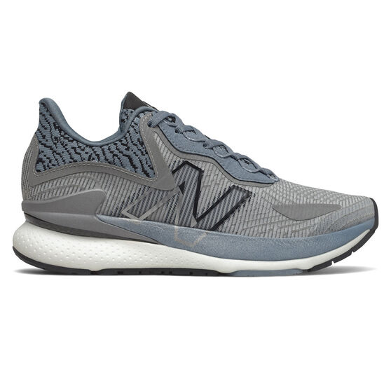 New Balance FuelCell Lerato Womens Running Shoes, Grey, rebel_hi-res