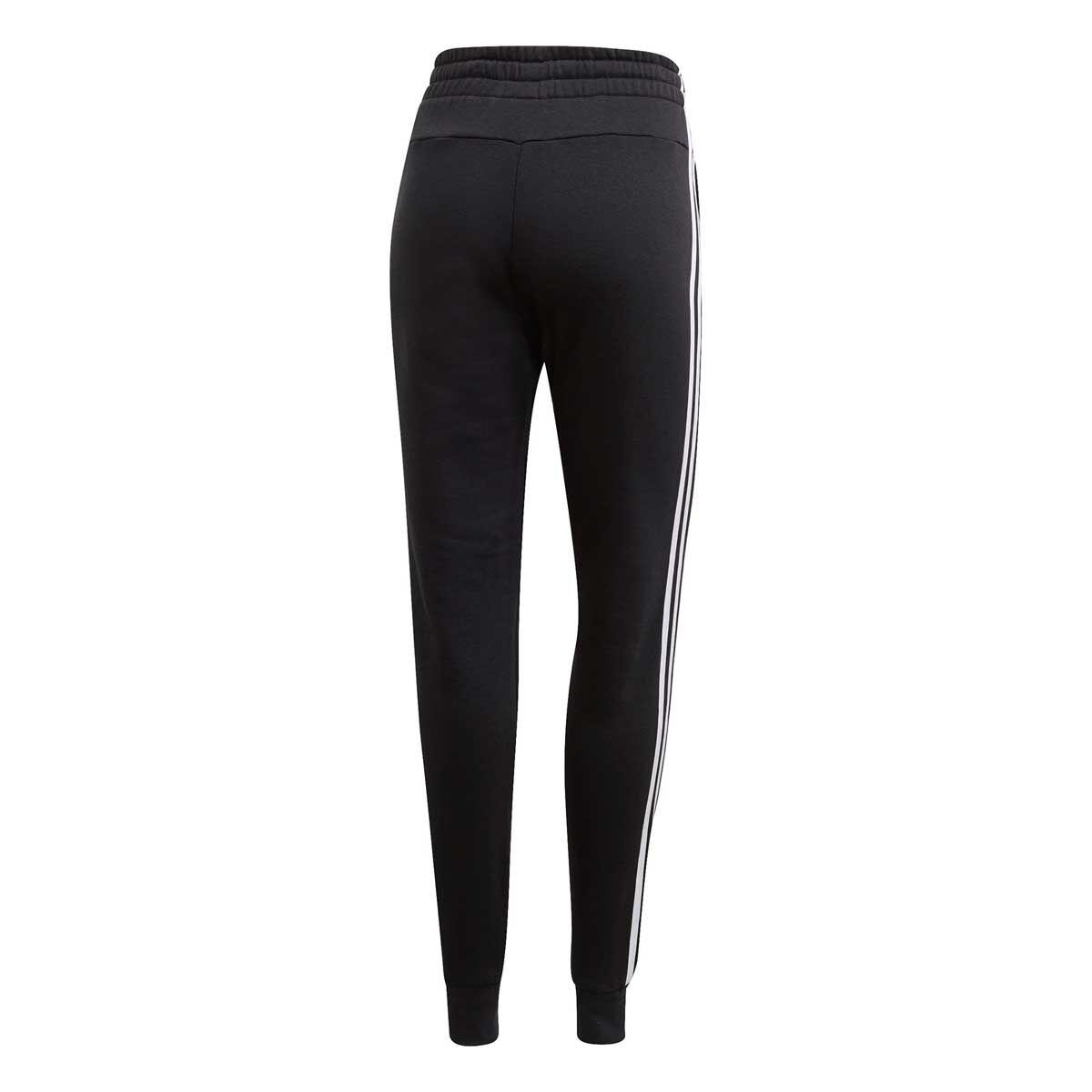 adidas Womens Essentials 3 Stripes Jogger Pants