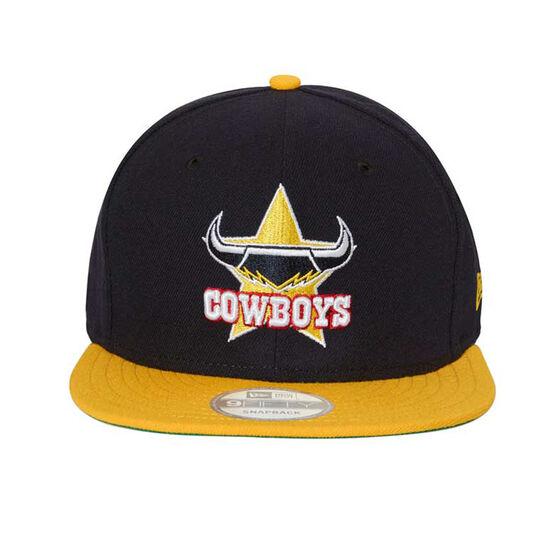 North Queensland Cowboys New Era 9FIFTY Throwback Cap, , rebel_hi-res