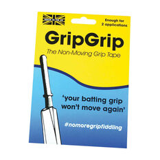 GripGrip Cricket Bat Grip Tape Strips, , rebel_hi-res