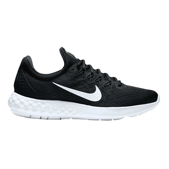 64884f7e9649d Nike Lunar Skyelux Mens Running Shoes Black   White US 7
