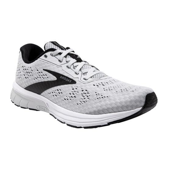 Brooks Anthem 4 Mens Running Shoes, Grey/Black, rebel_hi-res
