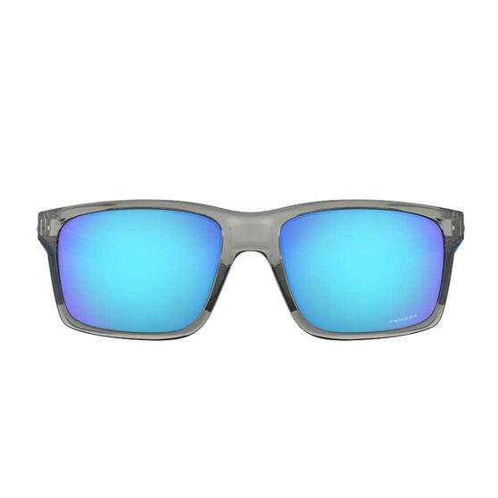 Oakley Mainlink XL Sunglasses Grey Ink / Prizm Sapphire, Grey Ink / Prizm Sapphire, rebel_hi-res
