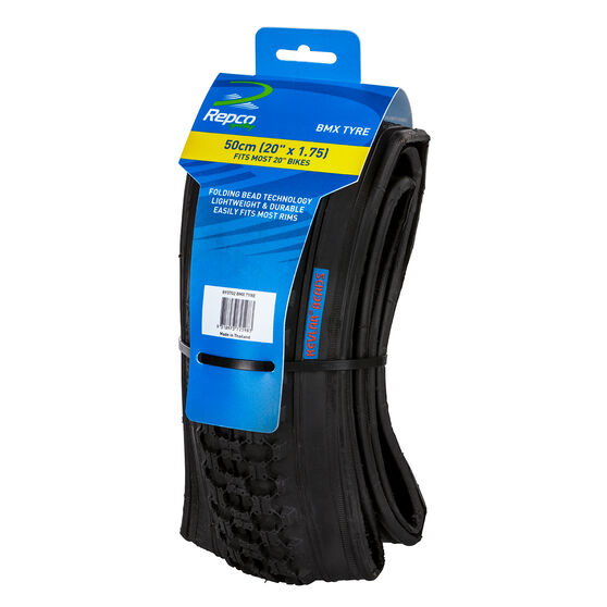 Repco Sport 50cm BMX Bike Tyre, , rebel_hi-res