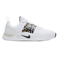Nike Renew In-Season TR 10 Womens Training Shoes White/Black US 6, White/Black, rebel_hi-res
