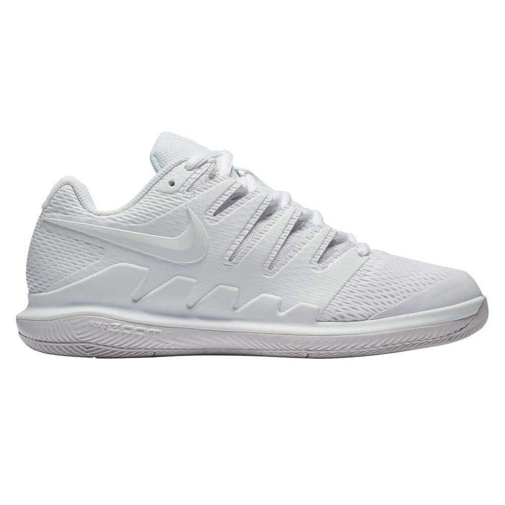 92ae34ffa8a7b Nike Air Zoom Vapor X Womens Tennis Shoes White / White US 8
