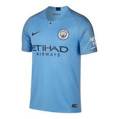 Manchester City FC 2018 / 19 Mens Replica Jersey, , rebel_hi-res