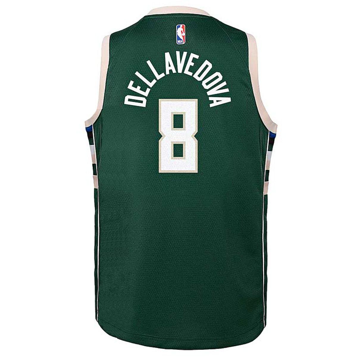 8390fba6ddd ... sale nike milwaukee bucks matthew dellavedova icon kids swingman jersey  green s green rebelhi 4f7b5 b33df
