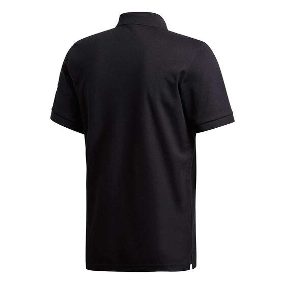 All Blacks 2019 Mens Supporters Polo Black S, Black, rebel_hi-res