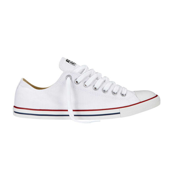 7c8437ff1b02 Converse Chuck Taylor All Star Lean Low Top Casual Shoes White US 12 ...