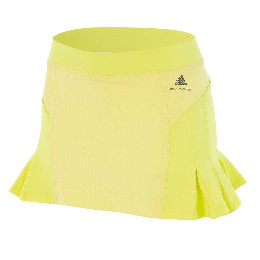 0fb3054319103 adidas Womens Stella McCartney Barricade Tennis Skort Yellow L ...