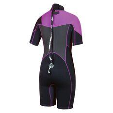 RAW Junior Spring Suit Black / Purple US 2, Black / Purple, rebel_hi-res