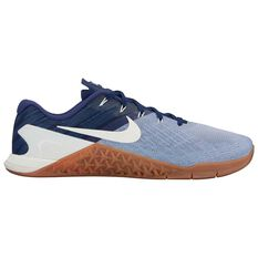 Nike Metcon 3 Mens Training Shoes Grey / Blue US 7, Grey / Blue, rebel_hi-res